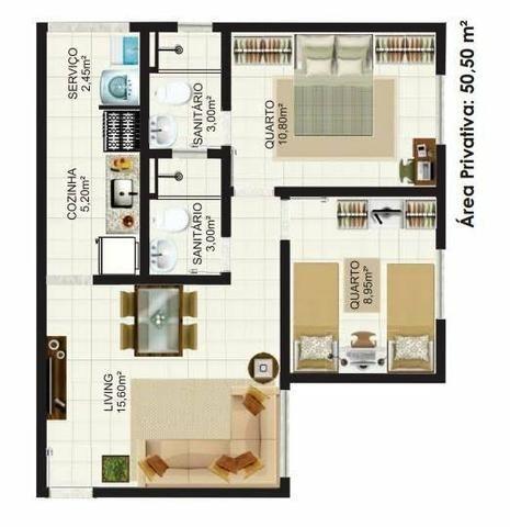 Vendo ou alugo apartamento em Itabuna - Foto 12