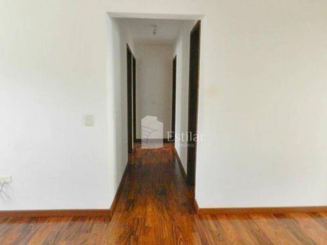 Apartamento 03 quartos (01 suíte) e 02 vagas no seminário, curitiba - Foto 14