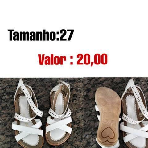 Roupas e Sapatos infantis - Foto 3