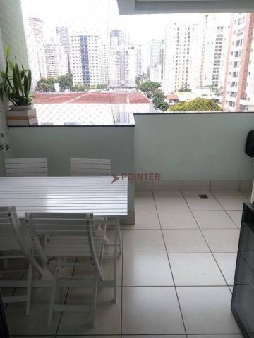 Apartamento com 3 dormitórios à venda, 92 m² por R$ 370.000,00 - Jardim Goiás - Goiânia/GO - Foto 6