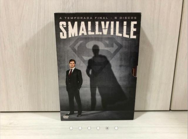 Coleção Completa 10 Temporadas Dvds Originais Smallville - Foto 3