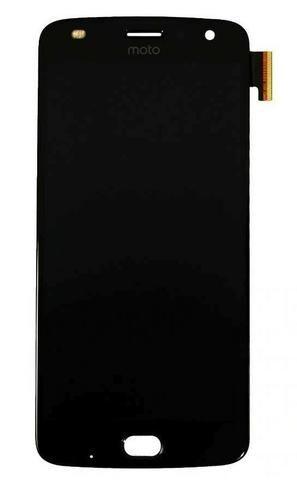 Tela display frente completa Motorola Moto Z2 Play xt 1710 Preta nova