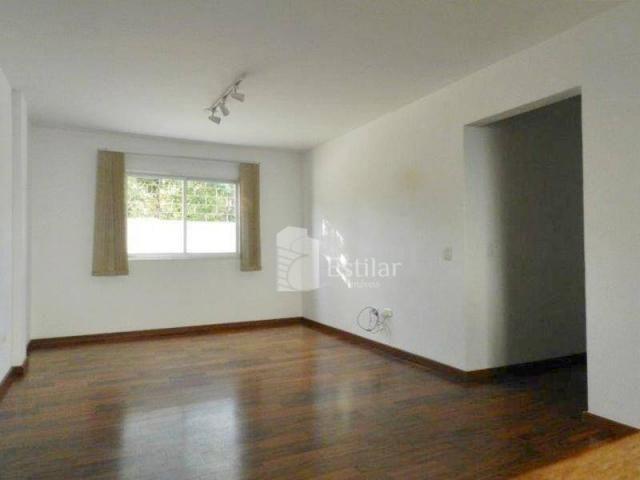 Apartamento 03 quartos (01 suíte) e 02 vagas no seminário, curitiba - Foto 3