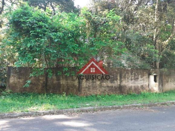 Terreno à venda, 1066 m² por r$ 530.000,00 - cidade industrial - curitiba/pr
