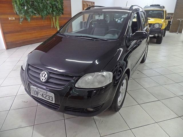 Vw - SpaceFox Comfortline 1.6 8v Flex - 2008