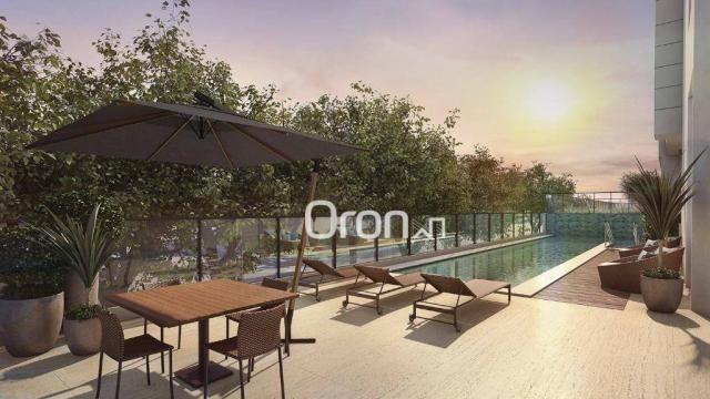 Apartamento à venda, 240 m² por r$ 1.648.000,00 - setor marista - goiânia/go - Foto 4