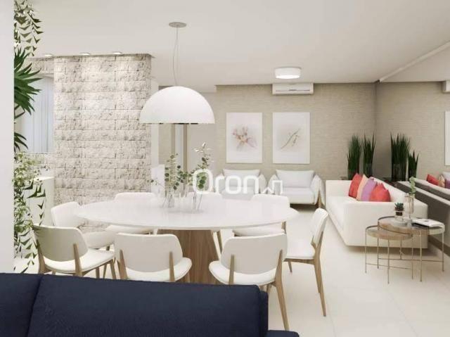 Cobertura com 4 dormitórios à venda, 318 m² por R$ 1.271.000,00 - Setor Bueno - Goiânia/GO - Foto 4
