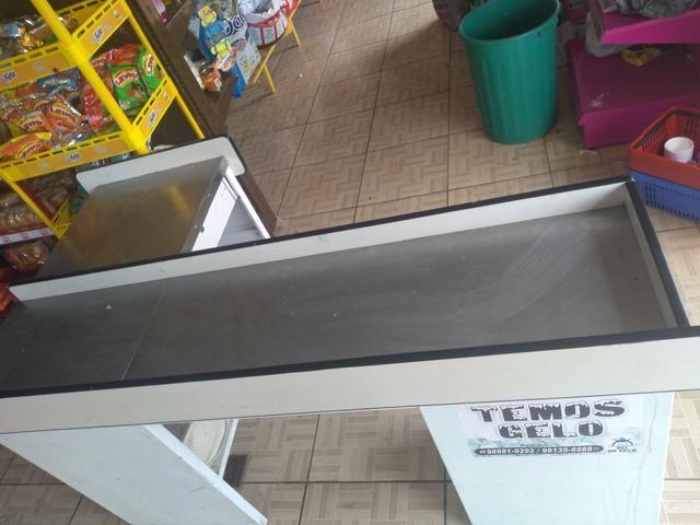 Caixa de supermercado novo - Foto 2