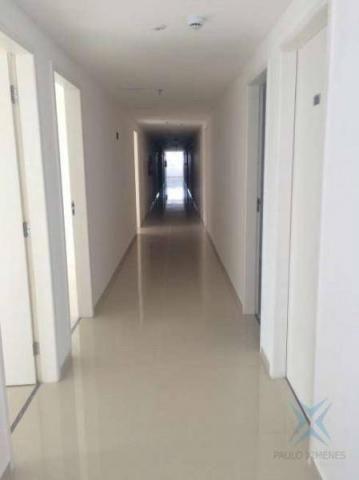Sala para alugar, 26 m² por r$ 550,00/mês - jereissati i - maracanaú/ce - Foto 4