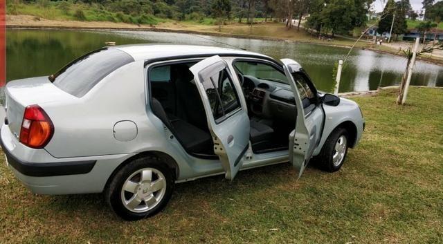 Renault Clio 1.6 16v 2004 completo - Foto 8