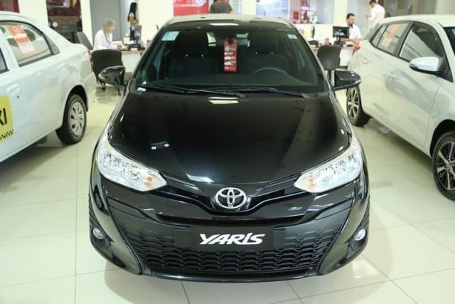 TOYOTA YARIS HATCH XL PLUS AT 19/20 - Foto 2