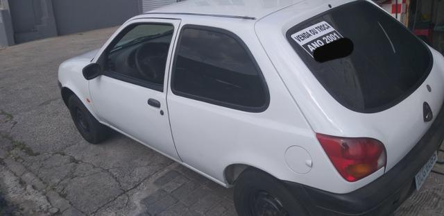 Fiesta 2001.troco e vendo - Foto 3