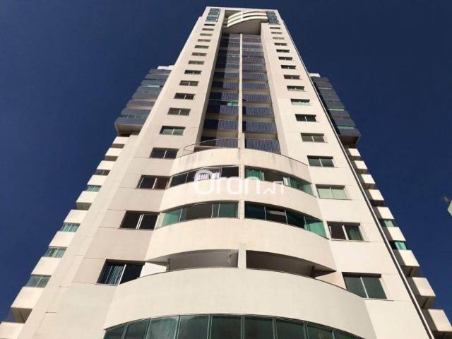 Apartamento com 3 dormitórios à venda, 93 m² por R$ 330.000,00 - Setor Bela Vista - Goiâni
