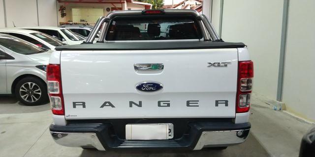 Ranger xlt2.5 flex 2014 impecável - Foto 15