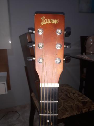 Vendo Violão Lauren Folk R$ 260 - Foto 4