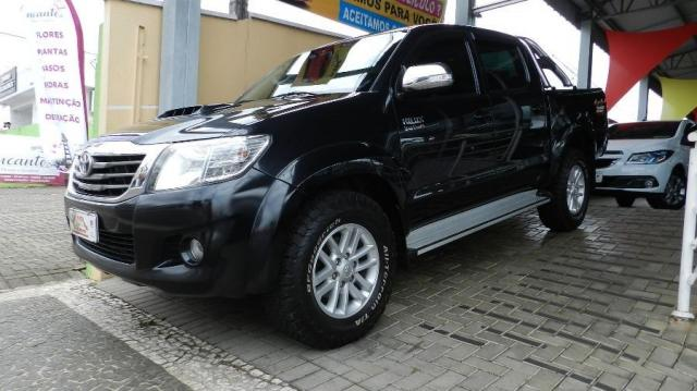 HILUX SRV AT ARO 17 TOP
