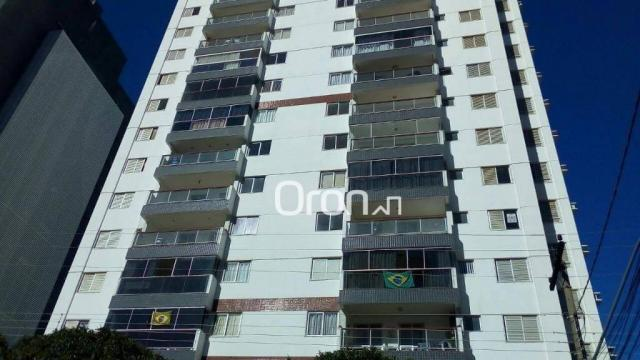 Apartamento à venda, 117 m² por r$ 447.000,00 - setor bueno - goiânia/go