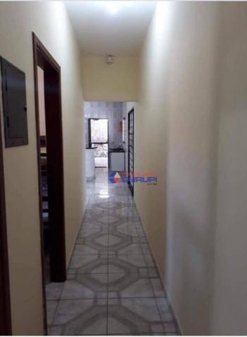 Chácara com 2 dormitórios para alugar, 1000 m² por R$ 2.200/mês - São Benedito da Capelinh - Foto 9