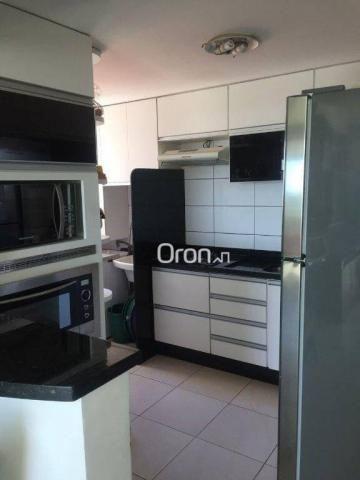 Apartamento com 3 dormitórios à venda, 85 m² por R$ 340.000,00 - Jardim América - Goiânia/ - Foto 5