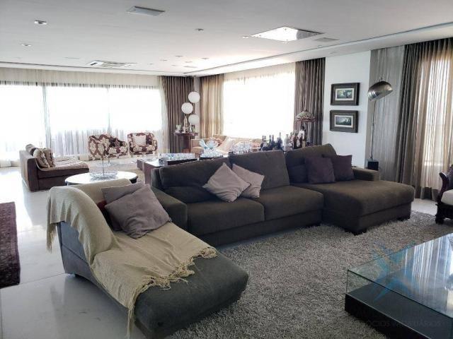 Apartamento alto padrão para alugar, 550 m² por r$ 20.000/mês - meireles - fortaleza/ce - Foto 13