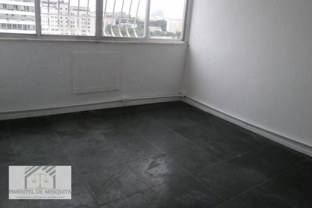 Apartamento com 1 dormitório para alugar, 50 m² por r$ 900/mês - centro - niterói/rj - Foto 9