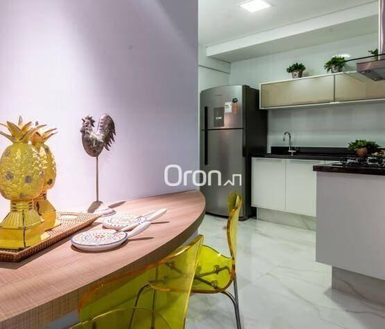 Apartamento com 4 dormitórios à venda, 440 m² por r$ 2.971.000,00 - setor marista - goiâni - Foto 7