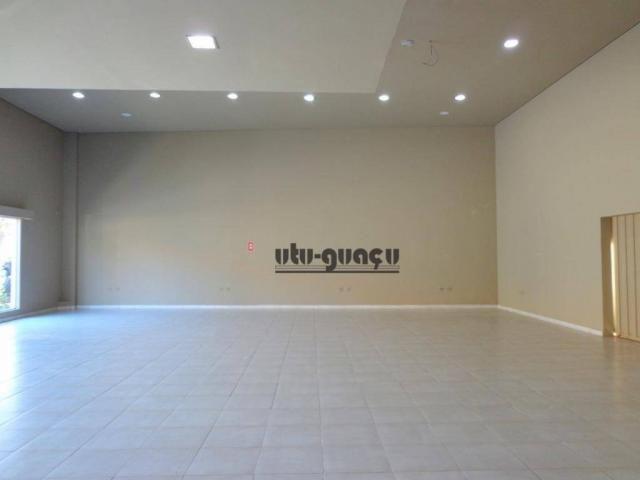 Salão para alugar, 340 m² por r$ 12.000/mês - vila padre bento - itu/sp - Foto 14