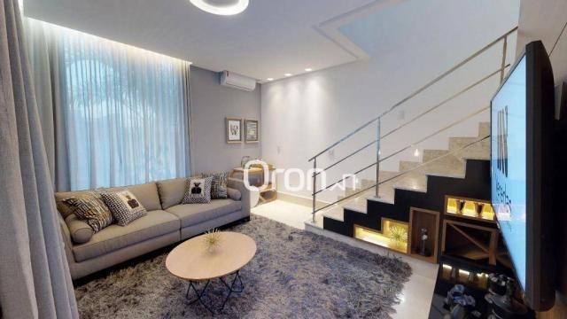 Casa com 4 dormitórios à venda, 201 m² por R$ 687.000,00 - Sítios Santa Luzia - Aparecida  - Foto 2
