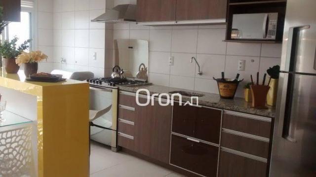 Apartamento com 3 dormitórios à venda, 72 m² por R$ 275.000,00 - Jardim Nova Era - Apareci - Foto 5