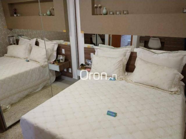 Apartamento com 3 dormitórios à venda, 94 m² por r$ 380.000,00 - parque amazônia - goiânia - Foto 14