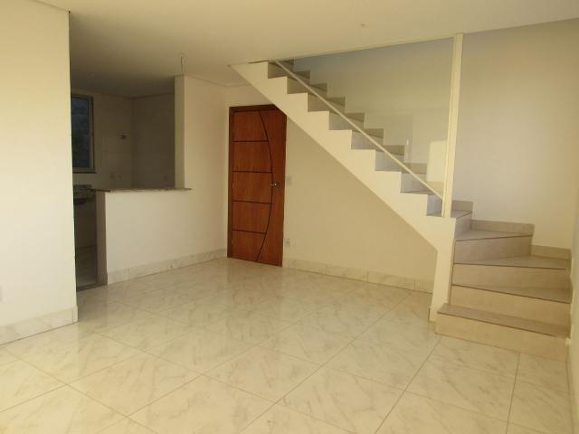Cobertura à venda com 3 dormitórios em Caiçara, Belo horizonte cod:4912 - Foto 2