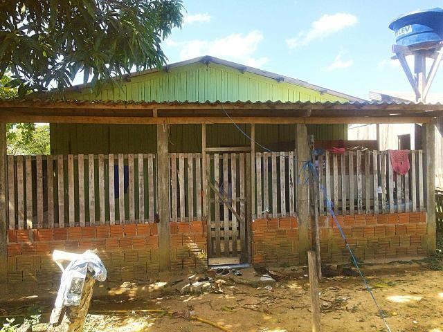 Casa no ramal da castanheira /Vila acre - Foto 5