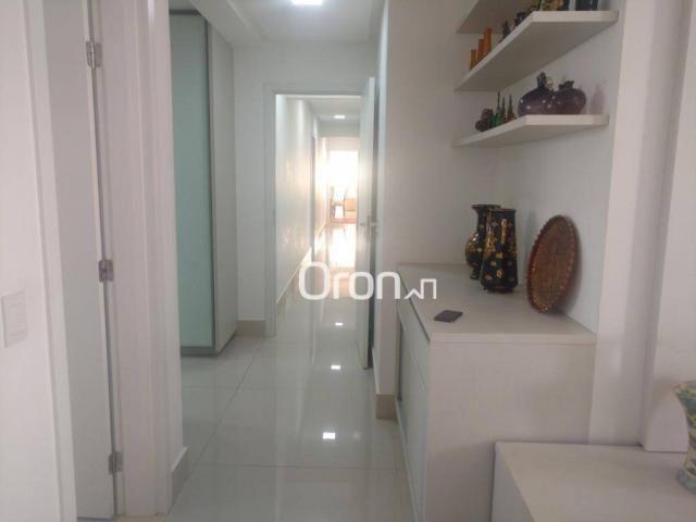 Apartamento à venda, 265 m² por R$ 2.450.000,00 - Setor Marista - Goiânia/GO - Foto 18