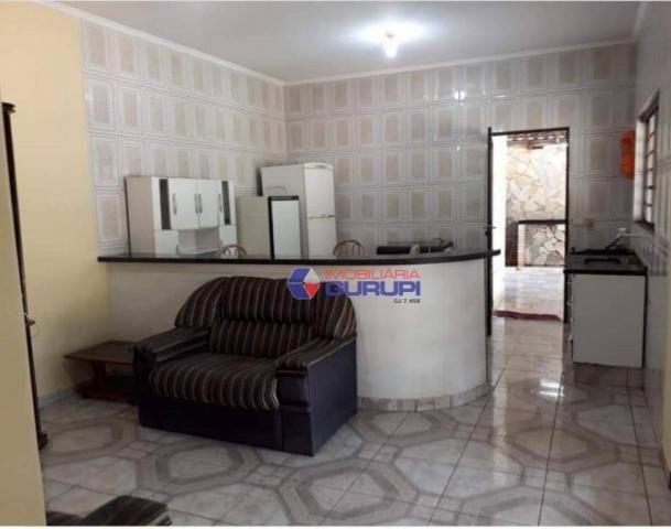 Chácara com 2 dormitórios para alugar, 1000 m² por R$ 2.200/mês - São Benedito da Capelinh