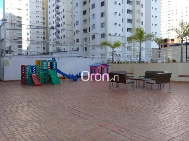 Apartamento com 3 dormitórios à venda, 117 m² por R$ 620.000,00 - Setor Bueno - Goiânia/GO - Foto 17