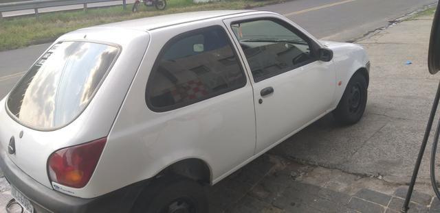 Fiesta 2001.troco e vendo - Foto 2