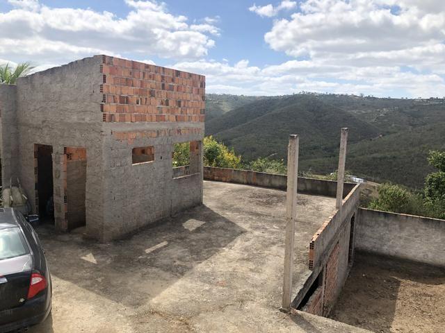 Terreno murado e com obra dentro - Foto 2