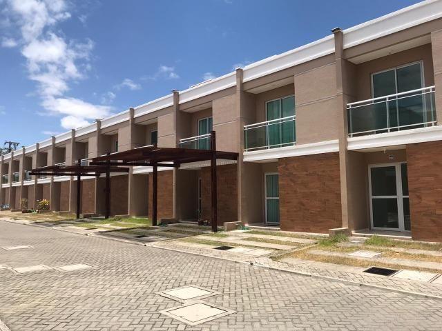 Duplex 3/4 em Condomínio no Eusébio - Próx Shopping Eusébio