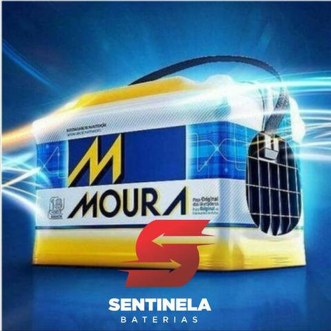 Bateria Moura 40 Amperes - Veiculos Honda - Foto 4
