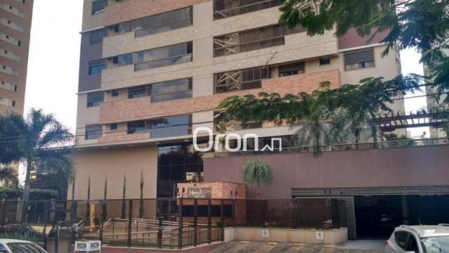 Apartamento à venda, 174 m² por r$ 1.250.000,00 - setor bueno - goiânia/go - Foto 2