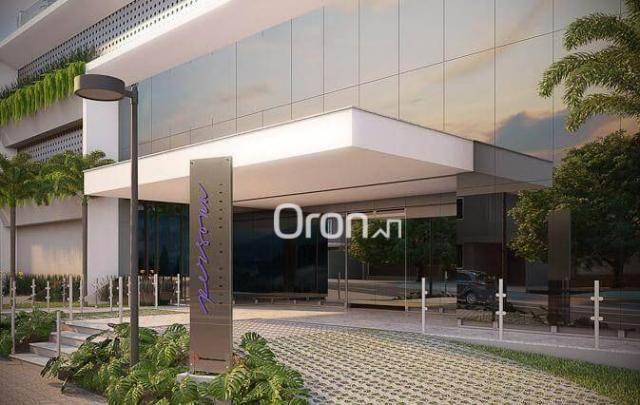 Apartamento com 3 dormitórios à venda, 154 m² por r$ 770.000,00 - setor bueno - goiânia/go - Foto 3