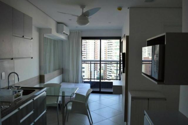 Flat Landscape Club, 2 quartos com vista mar - Foto 4