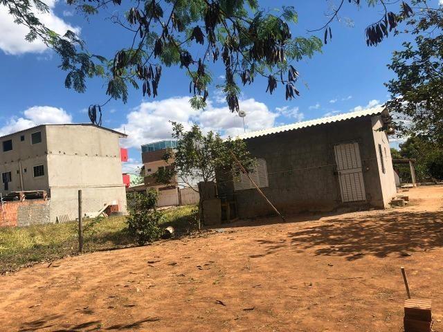 Vendo casa simples no cond. Guirra, Próx ao Setor Sul de Planaltina DF Apenas 78mil