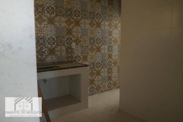 Apartamento com 2 dormitórios para alugar, 70 m² por r$ 1.000/mês - centro - niterói/rj - Foto 10
