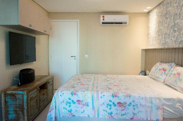 Golf Ville Apartamento alto padrão 3 suítes com varanda gourmet - Foto 8