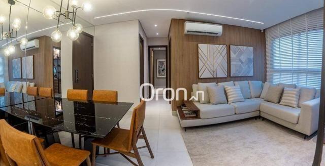 Loft com 1 dormitório à venda, 63 m² por r$ 352.340,00 - setor bueno - goiânia/go - Foto 6