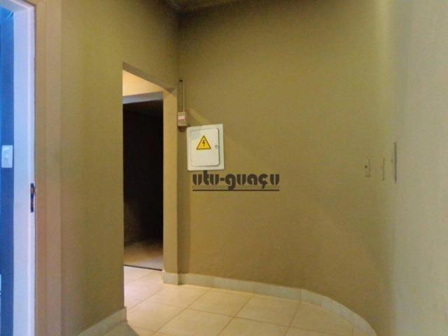Salão para alugar, 340 m² por r$ 12.000/mês - vila padre bento - itu/sp - Foto 9