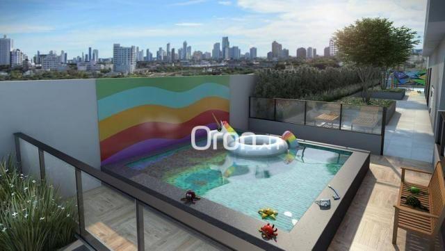 Apartamento à venda, 66 m² por r$ 339.000,00 - jardim américa - goiânia/go - Foto 12