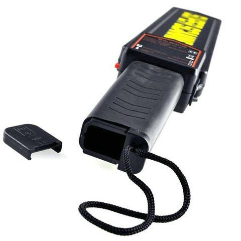 Detector de Metal Profissional Manual Portátil Super Scanner c/ Coldre (Novo) - Foto 5