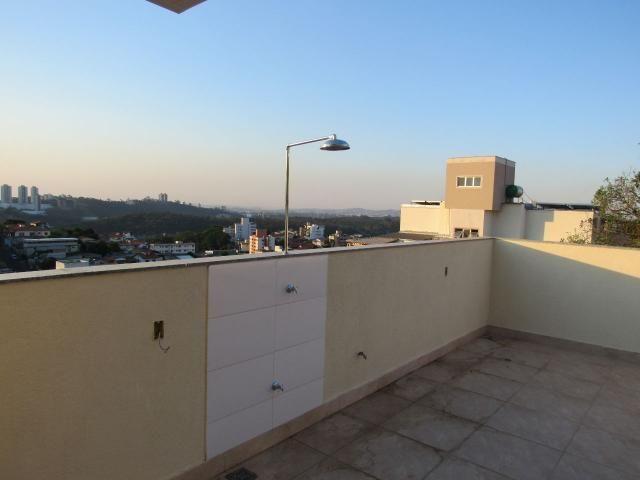 Cobertura à venda com 3 dormitórios em Caiçara, Belo horizonte cod:4912 - Foto 14